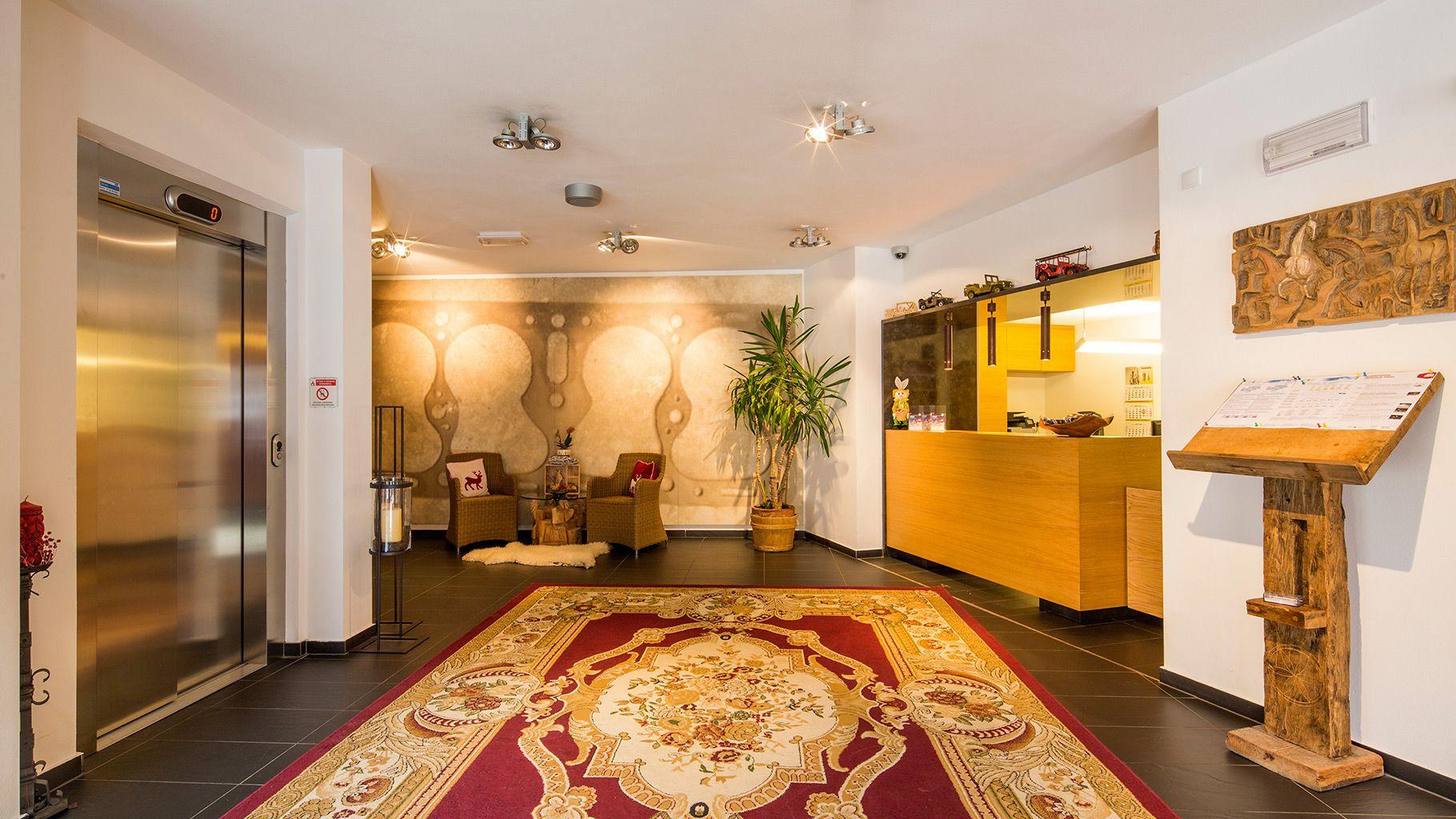 Hotel Rezia S A La Villa Hotel 3 Stelle Superior In Alta Badia