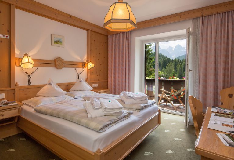 Rooms and suites in Alta Badia