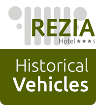 Historical Vehicles - Hotel Rezia ***S